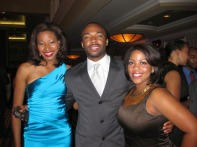 Christina Coleman (L) at NABj Convention